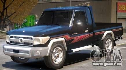 Toyota Land Cruiser V1 pour GTA 4