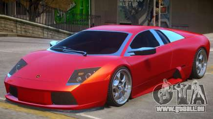 Lamborghini Murcielago V1 pour GTA 4