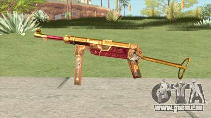MP-40 (Bloody Gold) pour GTA San Andreas