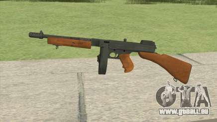 Thompson M1928 Drum (Day Of Infamy) pour GTA San Andreas