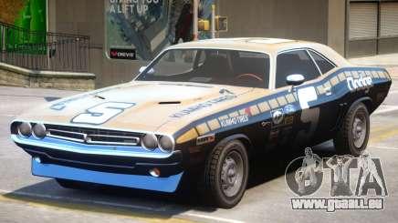 1971 Challenger V1.2 pour GTA 4