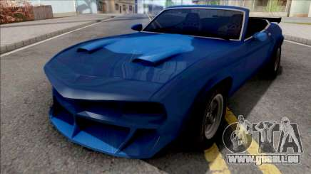FlatOut Speedevil Cabrio für GTA San Andreas