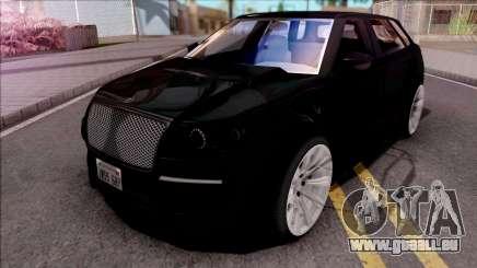 GTA V Enus Huntley S Professional Edit pour GTA San Andreas
