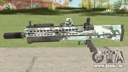 Shotgun (Aquamarine) pour GTA San Andreas