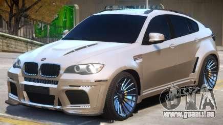 BMW X6 V1 pour GTA 4