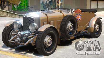 Bentley Blower V1 pour GTA 4