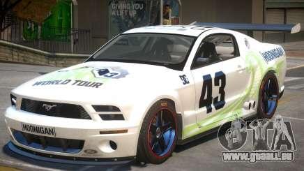 Ford Mustang GTR V1 J3 für GTA 4