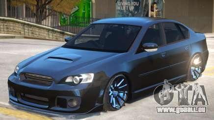 Subaru Legacy GT pour GTA 4
