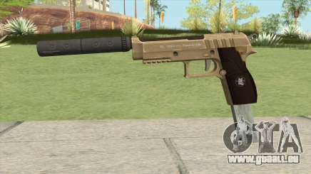 Hawk And Little Pistol GTA V (Army) V7 pour GTA San Andreas