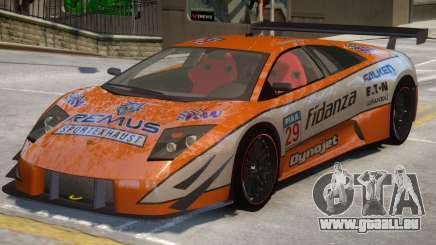 Lamborghini Murcielago GT pour GTA 4