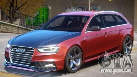 Audi RS4 Avant V1.3 für GTA 4