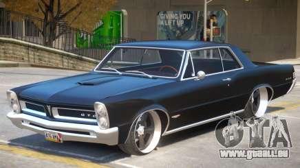 1965 Pontiac GTO V1.0 pour GTA 4
