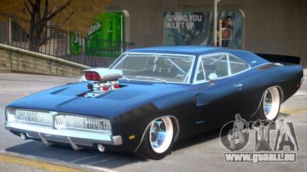 1969 Dodge Charger pour GTA 4