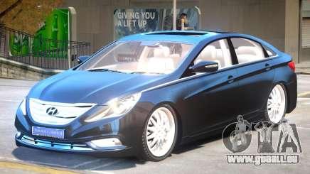 Hyundai Sonata V1.2 pour GTA 4
