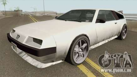 Imponte Deluxo GTA VC(SA Style) für GTA San Andreas