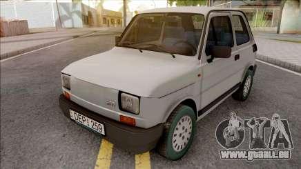 Fiat 126p 650E für GTA San Andreas