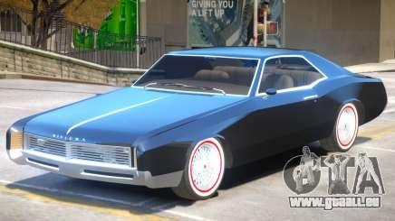 1966 Buick Riviera pour GTA 4