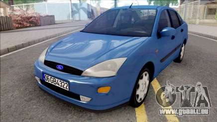 Ford Focus Sedan 1.6 Ambiente 1998 pour GTA San Andreas