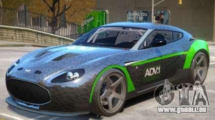 Aston Martin Zagato V1 PJ1 für GTA 4
