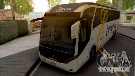 Neobus New Road N10 für GTA San Andreas