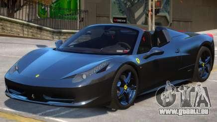 Ferrari 458 V1.1 pour GTA 4