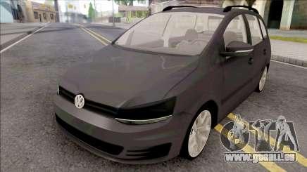 Volkswagen SpaceFox Beta pour GTA San Andreas