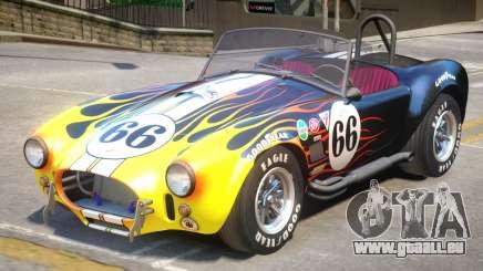 427 Cobra PJ1 pour GTA 4