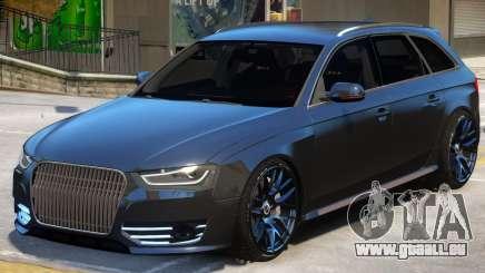 Audi RS4 V1.1 pour GTA 4