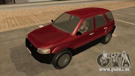 2003 Ford Escape XLT pour GTA San Andreas
