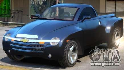 Chevrolet SSR V2 für GTA 4