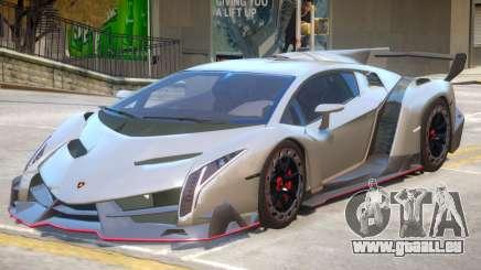 Lamborghini Veneno V2 pour GTA 4