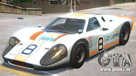 1967 Ford GT40 PJ3 für GTA 4