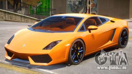 Lamborghini LP560-4 pour GTA 4