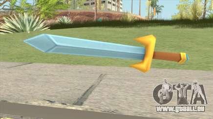 Schezo Wegey Katana pour GTA San Andreas