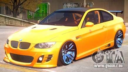 BMW M3 GTS V1.1 pour GTA 4
