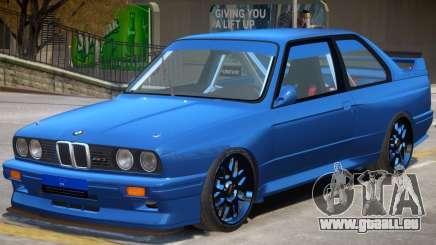 1990 BMW M3 pour GTA 4