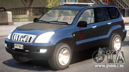 Land Cruiser Prado Police für GTA 4