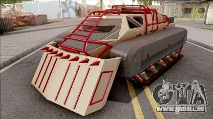 GTA V HVY Scarab FS Track Weels Moving für GTA San Andreas