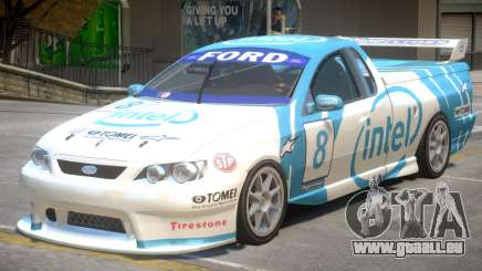 Ford Falcon Racing PJ2 pour GTA 4