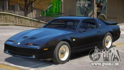 Pontiac Firebird pour GTA 4