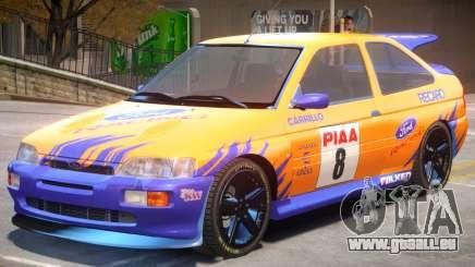 Ford Escort RS PJ1 für GTA 4