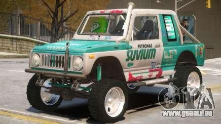 Suzuki Samurai V2 pour GTA 4