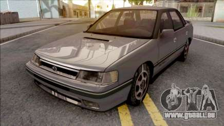 Subaru Legacy RS 1990 Grey pour GTA San Andreas
