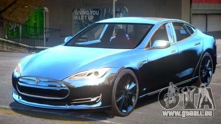 Tesla Model S V1.2 pour GTA 4