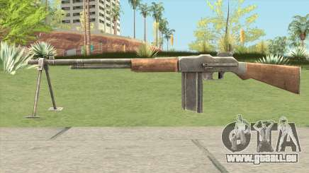 BAR M1918 Basic pour GTA San Andreas