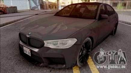 BMW M5 2019 für GTA San Andreas
