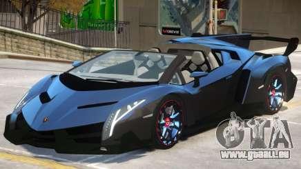 Lamborghini Veneno V1 pour GTA 4