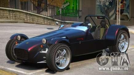 Caterham Superlight V1 pour GTA 4
