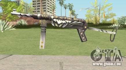 MP-40 (Sneaky Clown) pour GTA San Andreas