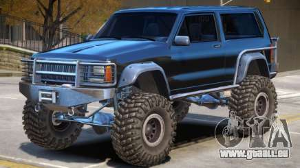 Jeep Cherokee Custom pour GTA 4
